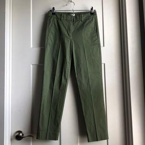 J.Crew Olive Green Pants - 00